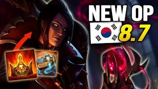 Download 9 New OP Builds and Champs in Korea Patch 8.7 SO FAR (League of Legends) Video