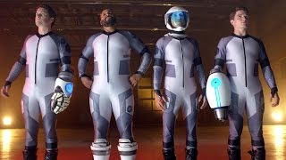 Download Lazer Team Official Trailer #1 (2015) - Sci-Fi Action Comedy Movie Video