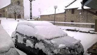Download chute de neige , 21 fevrier 2015 Video