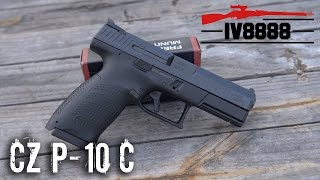 Download New for 2017: CZ P-10 C Video