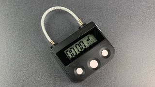 Download [876] Electronic Ballot Box Time Lock Defeated Video
