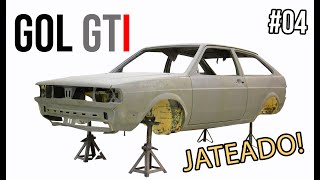 Download GOL GTI 1993: JATEAMOS TUDO! (feat. CSL CROMAÇÃO) | CUSTOM GARAGE #EP04 Video
