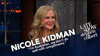 Download Nicole Kidman Forgot Stephen Was Also In 'Bewitched' Video