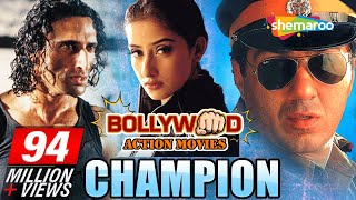 Download Champion {HD} - Sunny Deol - Manisha Koirala - Superhit Hindi Movie - (With Eng Subtitles) Video
