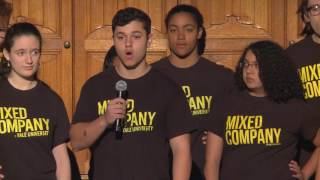 Download A cappella performance | Mixed Company of Yale University | TEDxYale Video