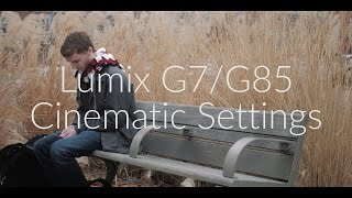 Download How To Get the Film Look with the Lumix G7 and G85 Video
