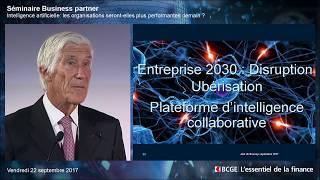 Download De l'IA à l'intelligence humaine augmentée: impact sur l'entreprise du futur Video