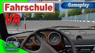 Download Fahrschule in VR - Lernt für eure Führerschein-Prüfung! City Car Driving [Gameplay][Virtual Reality] Video
