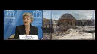 Download Appeal to safeguard Syrian cultural heritage Video