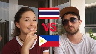 Download Philippines OR Thailand? | Which Is Best To Travel? Video