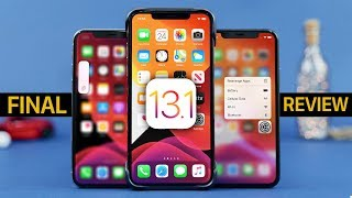 Download iOS 13.1 Released! Final Review Video