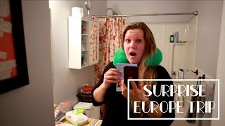 Download Surprise Europe Trip for my Wife Video