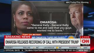 Download Omarosa's audio of call with President Trump Video