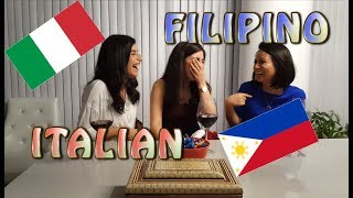 Download Similarities between Italian and Filipino Video