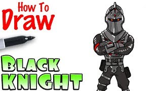 Download How to Draw the Black Knight | Fortnite Video