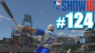 Download LONGEST DIAMOND DYNASTY HOME RUN! | MLB The Show 16 | Diamond Dynasty #124 Video
