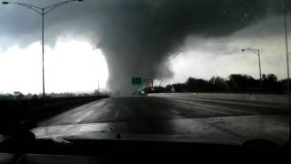 Download F5 Tuscaloosa tornado Video