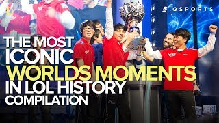 Download The Most ICONIC Worlds Moments in League of Legends History (Compilation) Video