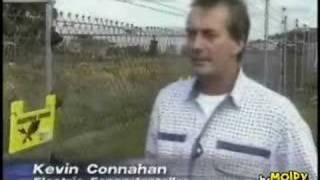 Download Reporter Touches a 6000 volt Fence Video