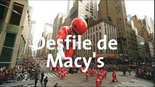 Download Uno de los desfiles más famosos del mundo! Video