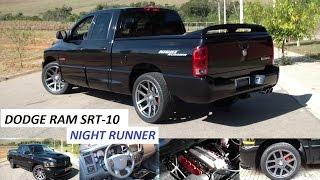 Download Garagem do Bellote TV: Dodge Ram SRT-10 Video