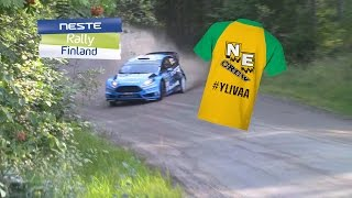 Download Neste Rally Finland 2016 | Shakedown Video