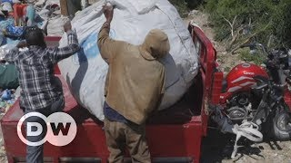 Download Trash into cash: Plastic waste in Haiti   DW English Video
