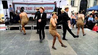 Download Rock That Swing Bühne - 20s Charleston Routine - Streetlife Festival 14./15.09.2013 Video