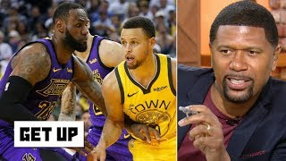 Download Jalen Rose: LeBron won't be guarding Steph Curry, other point guards | Get Up Video
