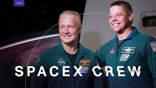 Download This is SpaceX's very first human crew Video