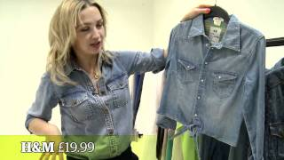 Download How to dress: Denim shirts Video