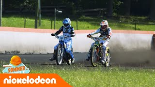 Download Nickelodeon Sommerspiele on Tour – Folge 7: Speedway Video