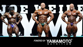 Download Did Ramy Do Enough to Win? FULL Mr Olympia Prejudging Wrap-Up! Powered By Yamamoto Nutrition Video