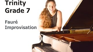 Download Trinity Grade 7 Fauré Improvisation Video