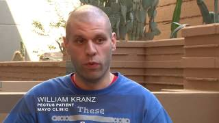 Download Mayo Clinic - Pectus excavatum patient William Kranz tells his story Video