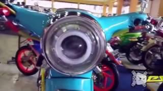 Download Honda c70 modifikasi Video