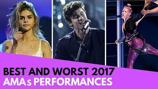 Download AMAs: Best and Worst Performances! (BTS, Selena Gomez, etc!) Video
