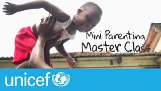 Download Parenting master class: children with disabilities | UNICEF Video