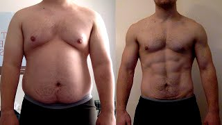 Download A Fat Gut to Shredded Cuts. My Fat Loss Transformation. Video