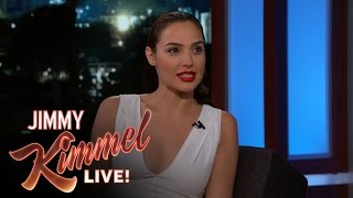 Download Gal Gadot's Daughter is Proud She's Wonder Woman Video