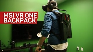 Download This computer is a VR backpack Video
