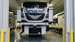 Download 2020 Riverstone 39FKTH by Forestriver at Couchs RV Nation a RV Wholesaler RV Reviews & Walkthroughs Video