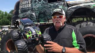 Download Dennis Anderson Talks Grave Digger 35th Anniversary Video