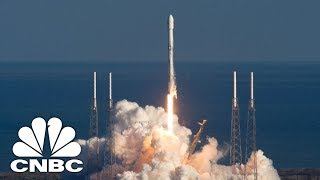 Download SpaceX Attempts To Launch 5 Satellites - May 22, 2018 | CNBC Video