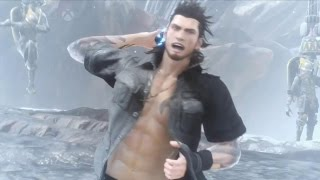 Download Final Fantasy 15 - Giant Boss Gameplay - IGN Live: E3 2016 Video