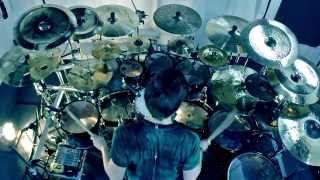 Download Cryptopsy Damned Draft Dodgers Drum Cover by David Diepold Video