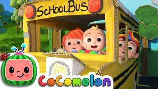 Download Wheels on the Bus 2 | CoCoMelon Nursery Rhymes & Kids Songs Video