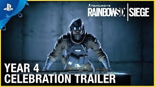 Download Rainbow Six Siege - Year 4 Celebration   PS4 Video