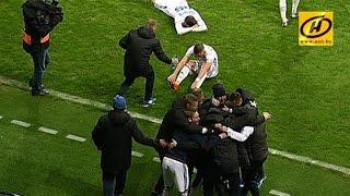 Download Брестское «Динамо» превзошло БАТЭ и сыграет в финале Кубка Беларуси Video
