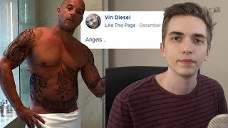 Download Vin Diesel: King of Cringe Video